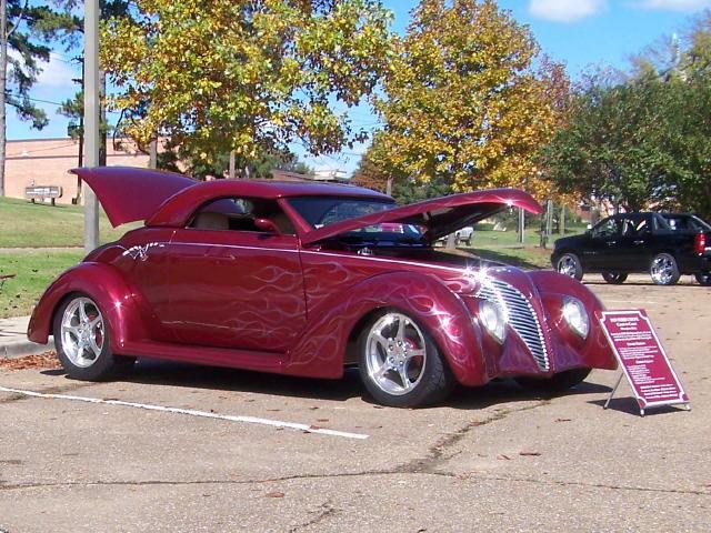 October 31st 2009 Car Show Photos
