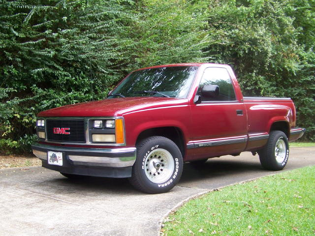 Most Reliable Truck Ever >> BAD DAWG's 89 GMC